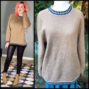 Softest, VINTAGE, sweater that ever was.